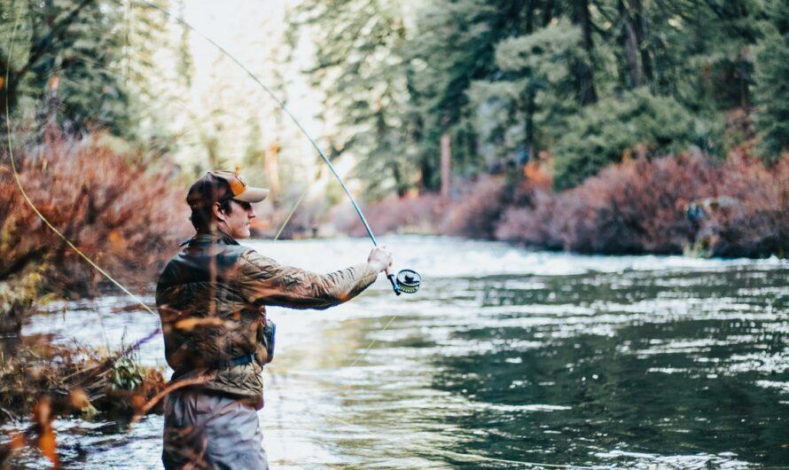 Rybářské tipy, které se Vám mohou hodit